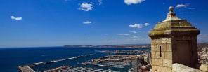 Alicante - train tickets