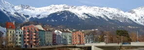 Innsbruck - train tickets