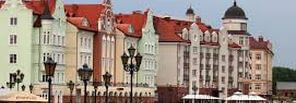 Kaliningrad - train tickets