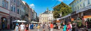 Lviv - train tickets