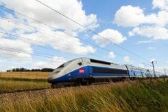 TGV - France, Germany, Switzerland, Italy, Spain